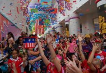 The Children's Museum of Houston celebrates Independence Day on Monday, July 4 at 1 p.m.