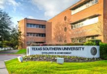 TSU ranks in top 100 for avail. student scholarship