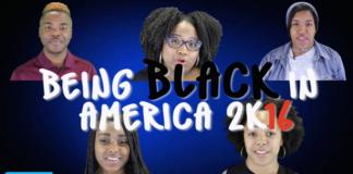 Being Black in America 2K16