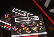 WRITER'S BLOCK LIVE SHOWCASE