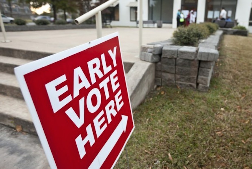 Early voting begins for Texas - DefenderNetwork.com