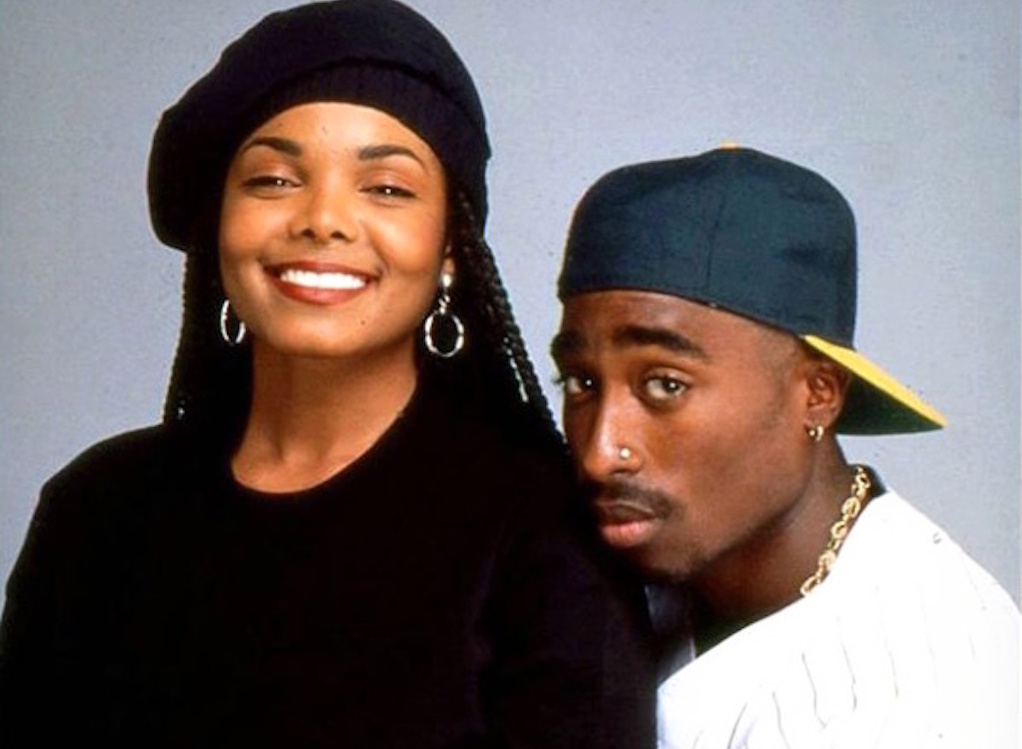 Tupac and janet jackson dating