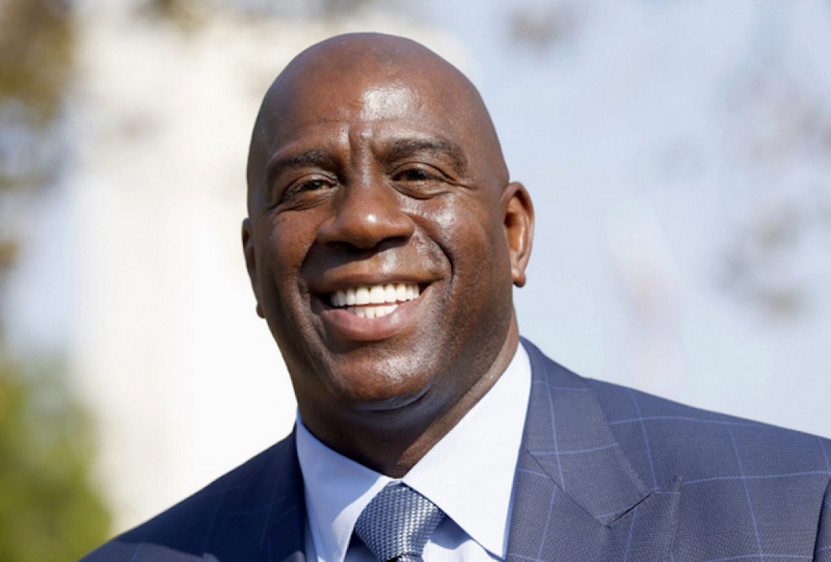Magic Johnson Offers 100 Million In Loans To Minority Businesses Defendernetwork Com