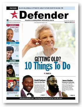 March 23, 2017 Defender e-Edition