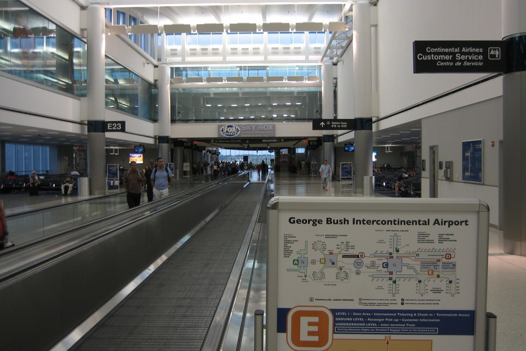 Bush Airport voted among the most improved in the world ...