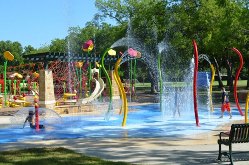 New Park Amenity Will Provide Year Round Fun For Community