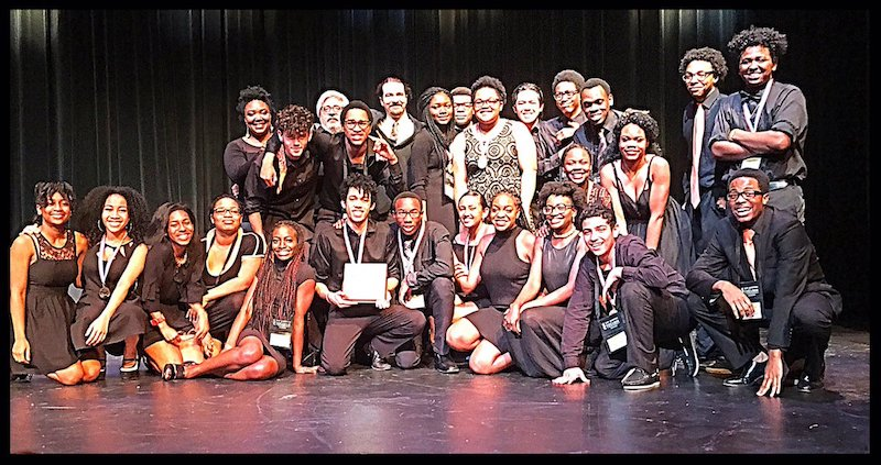 Bush High School Theatre advances to State One-Act Play