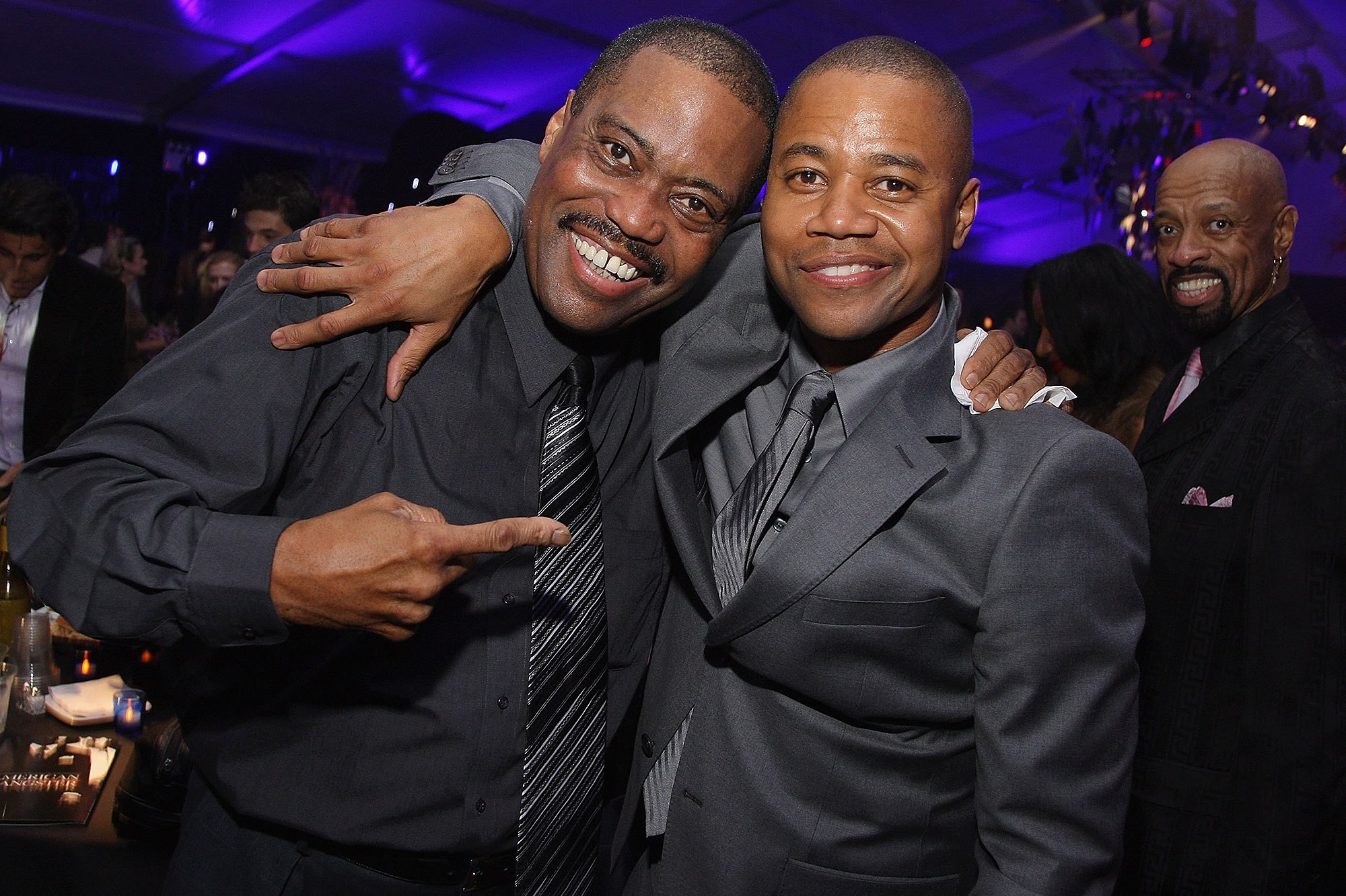 Cuba Gooding Jr. father found dead in car in Los Angeles ...