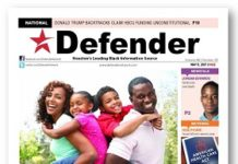 May 11, 2017 Defender e-Edition Cover