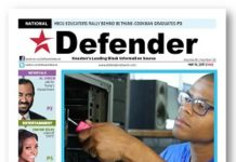 Defender e-Edition May 18, 2017