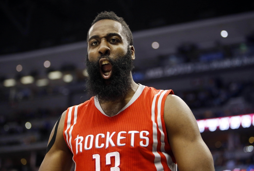 23473dde4fb James Harden s historic night leads Rockets past Magic ...