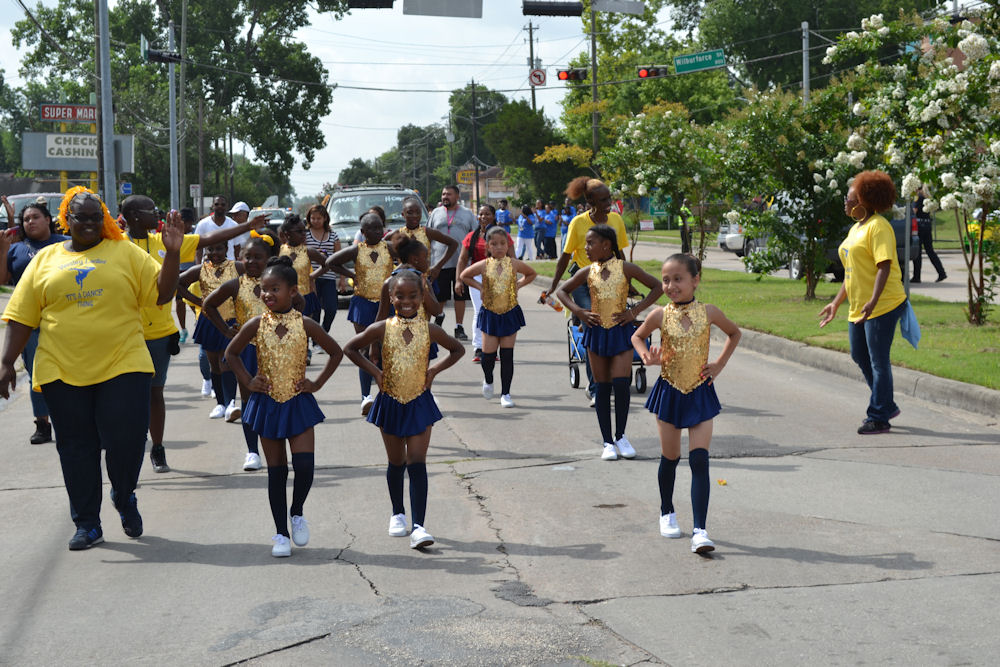 Image result for Juneteenth Parade at Texas Southern University
