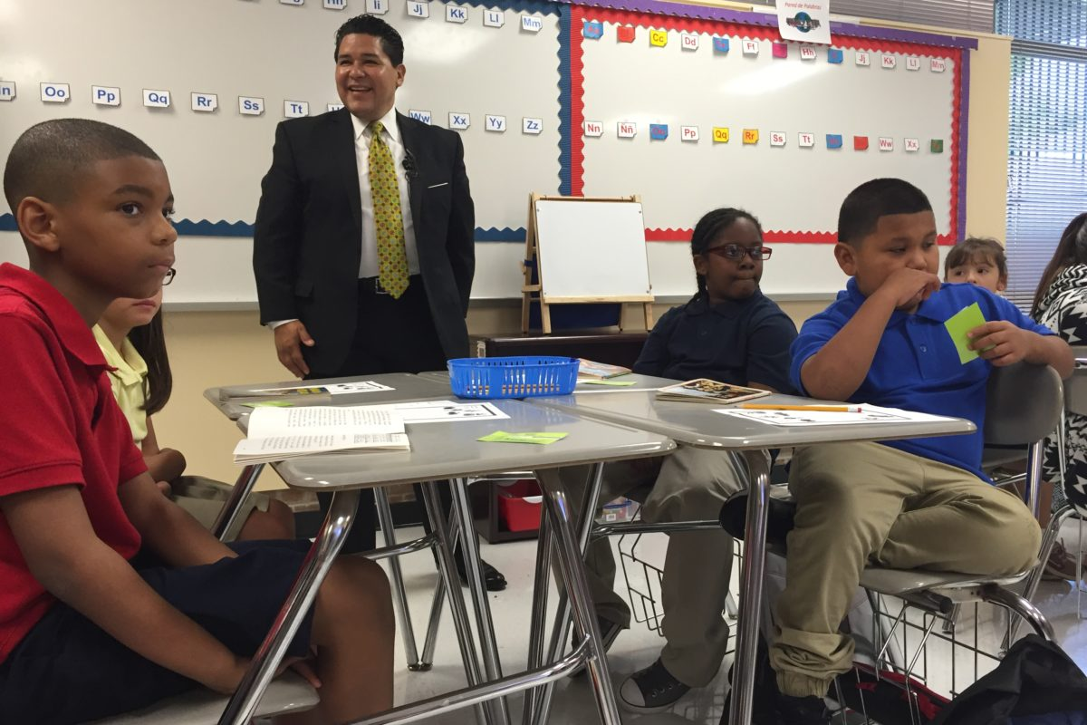 HISD Video Series: Supt. Carranza Talks About Discrimination In Funding  Magnet Vs. Non Magnet Schools