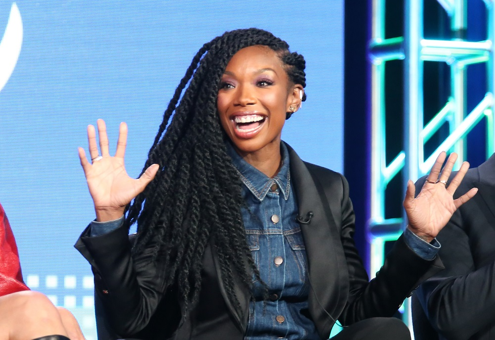 Brandy released from hospital after collapsing at L.A ...
