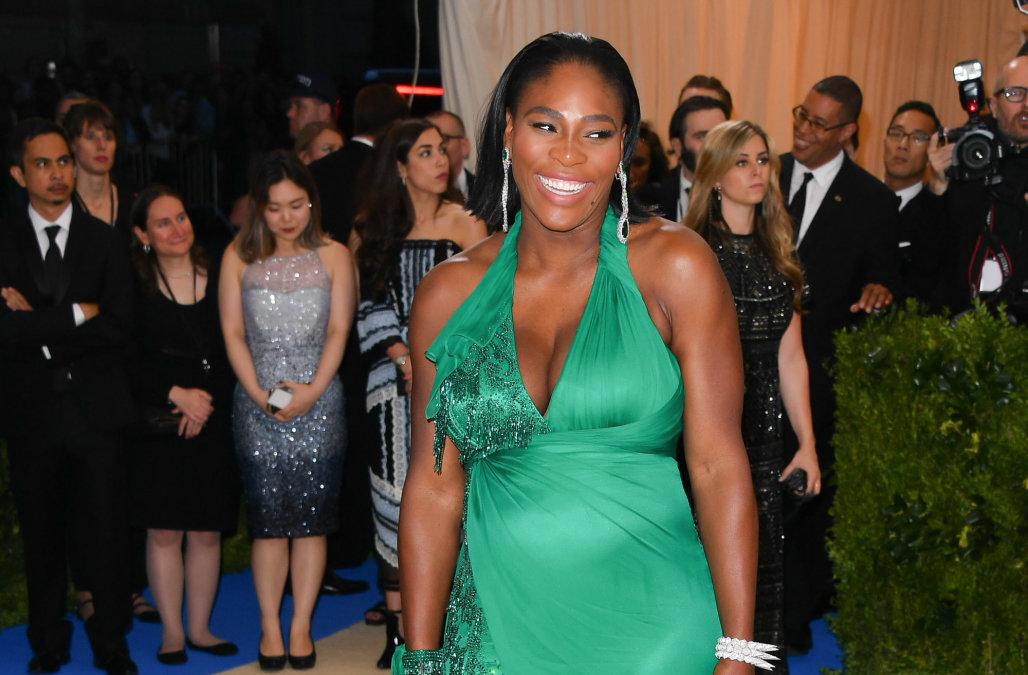 Serena Williams Graces Vanity Fair Cover For Nude Pregnancy Shoot - Defendernetworkcom-4437