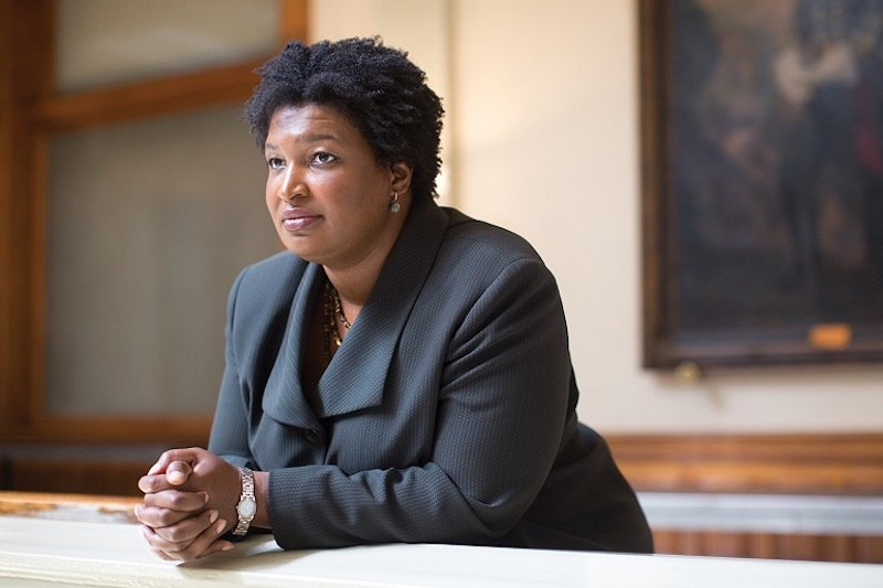 stacey abrams - photo #21