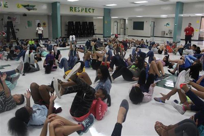 """Camp of Futures"""" a success for Fort Bend middle school"""