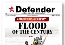 Harvey Flood of the century