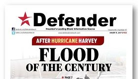 Harvey Flood of the century