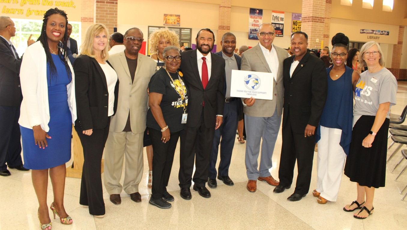 Fort Bend ISD, local faith-based leaders and elected