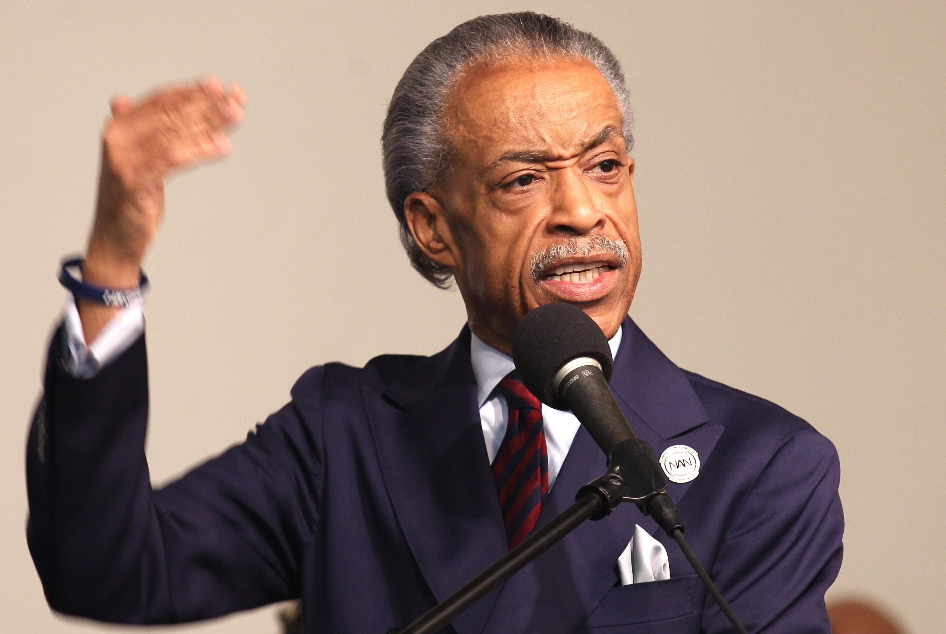 Al Sharpton: Progressive Democrats 'shortchanging' African ...