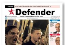 Houston Defender August 17 e-Edition #Charlottesville