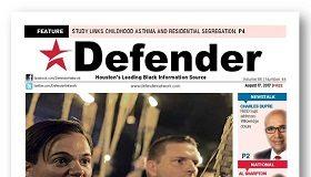 Houston Defender August 17 e-Edition #Charlottesville