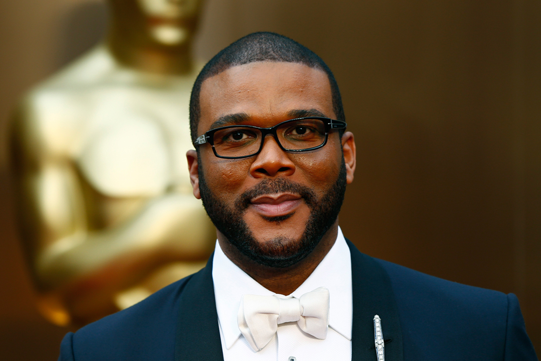 """Tyler Perry On Forgiving His Abusive Father: """"I Don't Think I Ever Felt Safe As A Child"""""""