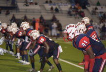 Lamar HS Football Team