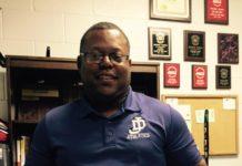 Coach Michael Porter