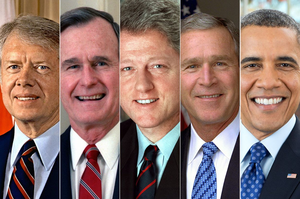 Texas A M To Host All Five Living Former U S Presidents