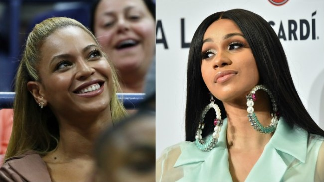 Cardi B Look Alike: Beyoncé And Cardi B Join Forces For Dream Collaboration