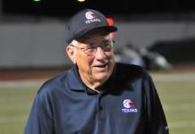 Coach Tom Nolen