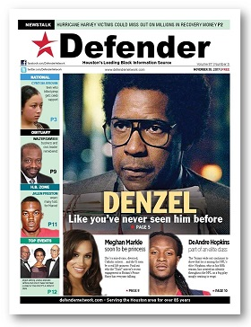 Digital Edition of Houston Defender