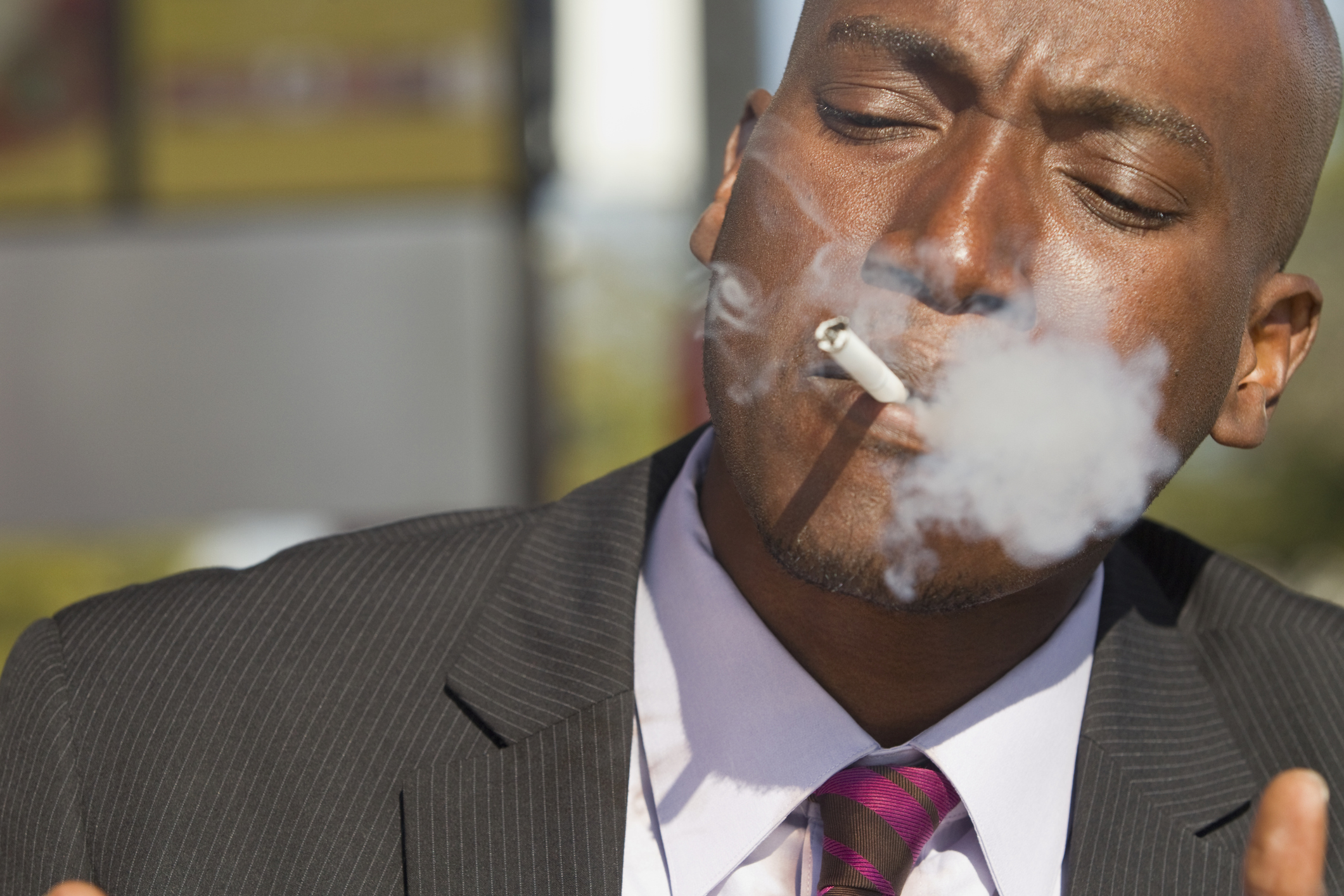 No Ifs, Ands, or Butts: Black People Shouldnt Smoke