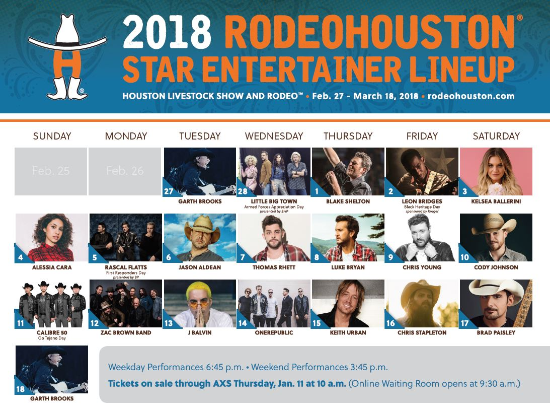Black Fans Blast Rodeohouston Lineup Defendernetwork Com