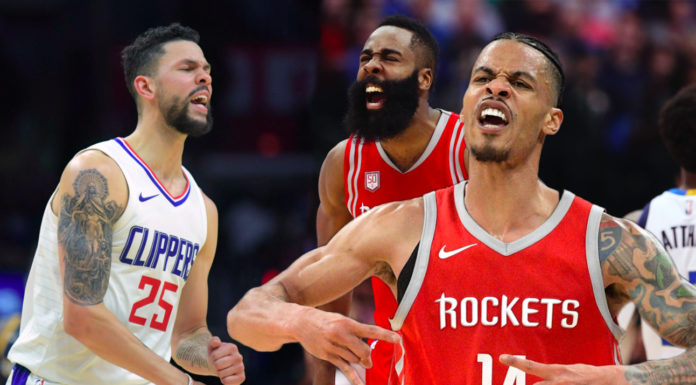 Clippers Rockets