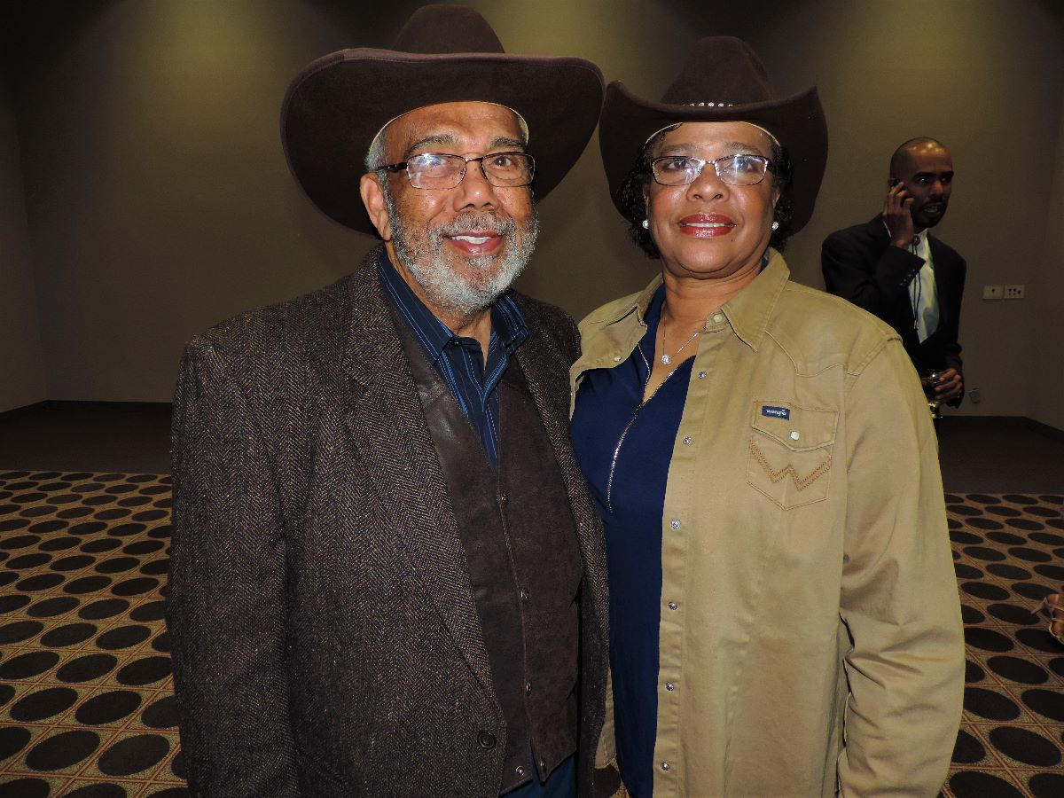 25th Annual Black Heritage Committee Western Gala