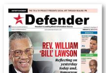 February 22, 2018 Defender Rev. Willian 'Bill' Lawson