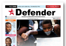 Defender e-Edition Gun Violence