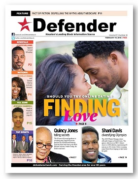 Defender Finding Love February 15, 2018