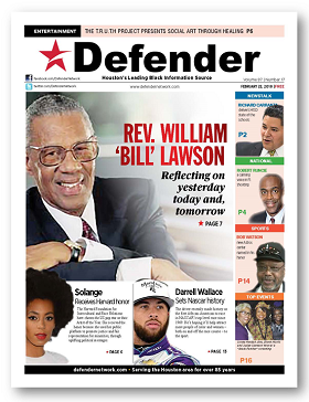 February 22, 2018 Defender Rev. Willian 'Bill' Lawson