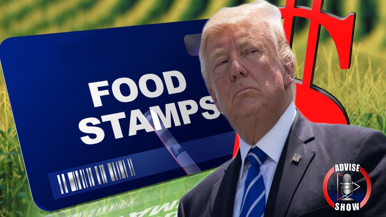 Trump Wants To Cut Food Stamps
