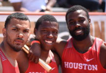 UH Relay Team