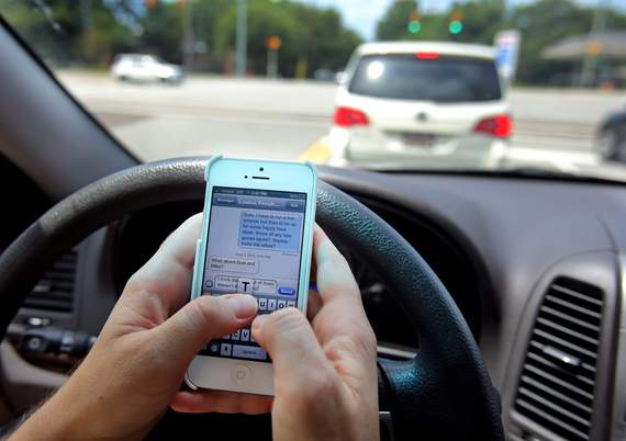 Texting While Driving >> Hpd Issues More Than 700 Citations For Texting While Driving