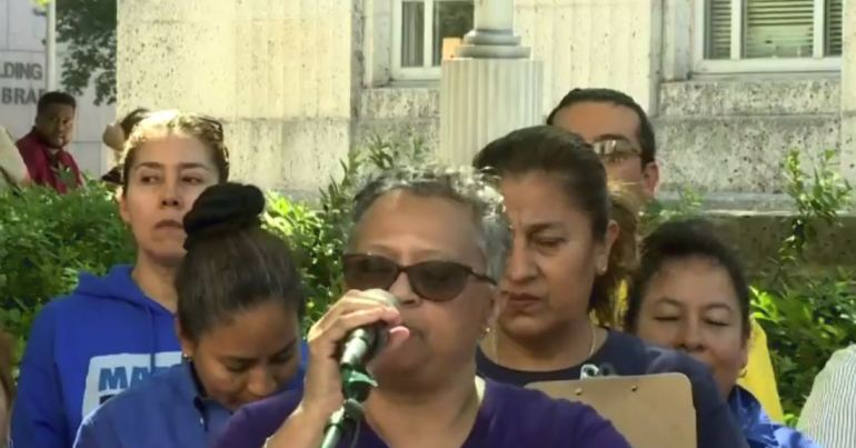 Houston janitors and security guards file lawsuit in U.S. District Court for unpaid wages