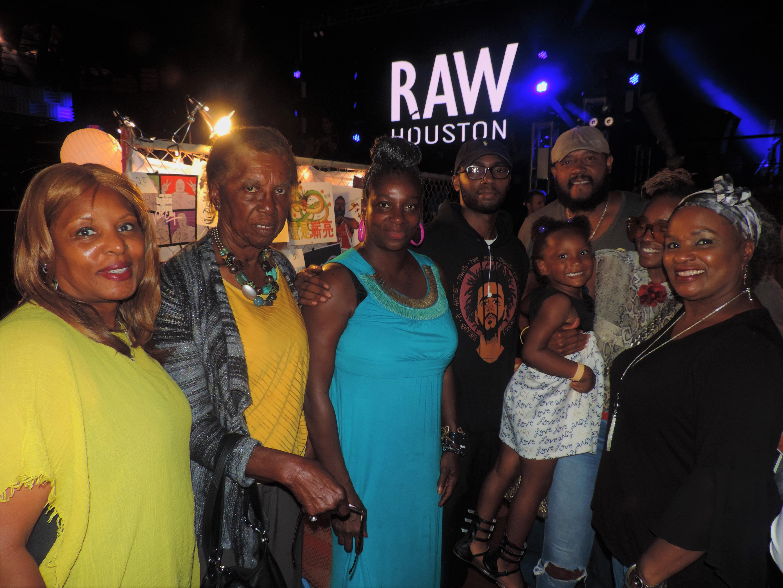 Raw group fun