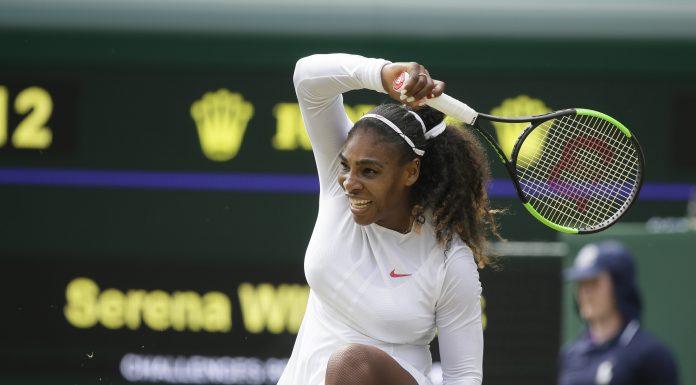 Serena Williams Britain Wimbledon Tennis