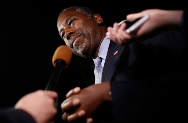 Ben Carson, HUD Secretary, shooed by Black Baltimore church.