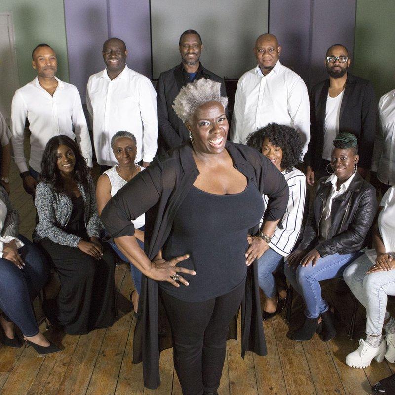 Gospel Choir At Royal Wedding.Choir That Sang At Royal Wedding Inks Record Deal